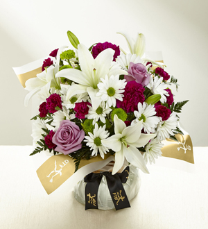 The FTD® Petal Play™ Handtied Bouquet