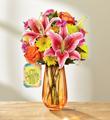 Le bouquet FTD® Vous l'avez fait! ™ de Hallmark - VASE INCLUS