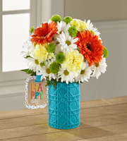 The FTD� Happy Day Birthday� Bouquet by Hallmark
