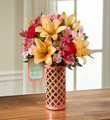 The FTD� Peace, Comfort and Hope� Bouquet by Hallmark