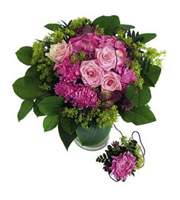 Bouquet maman-enfant