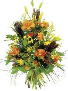 Bouquet of Long Stemmed Flowers