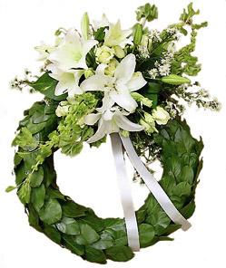 Celebration or Memorial Wreath