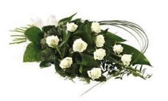 Cream Classic Rose Sheaf