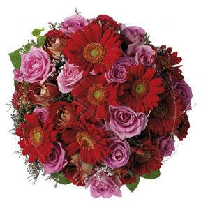 Round Seasonal Bouquet