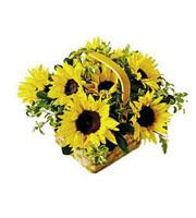 The FTD� Sunflower Basket