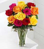 El Bouquet de FTD® Brillantes Destellos™