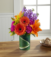 The FTD� Sunset Sweetness� Bouquet