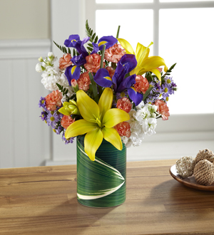 The FTD® Sunlit Wishes™ Bouquet