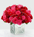 The FTD� Blushing Extravagance� Luxury Bouquet