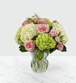 Le bouquet de luxe FTD® Always Smile ™ - VASE INCLUS
