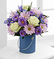 The FTD� Color Your Day With Tranquility� Bouquet
