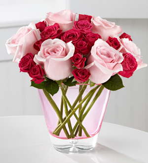 The FTD® Perfect Rose™ Bouquet by BHG™