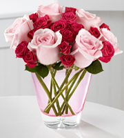 The FTD� Perfect Rose� Bouquet by BHG�
