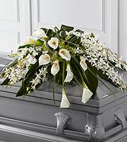 La Gerbe de Cercueil FTD®, Les Ailes d'un Ange™