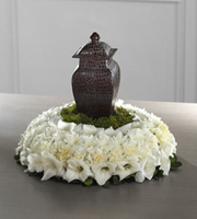 The FTD� Encircling Grace� Arrangement