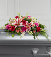 The FTD� Splendid Grace� Casket Spray