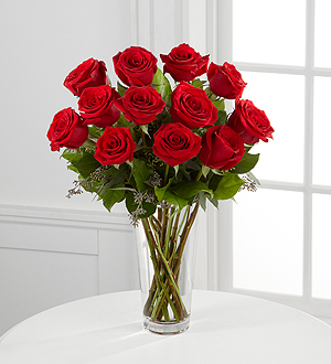The FTD® Red Rose Bouquet - Cleveland Ohio