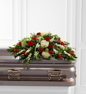 The FTD® Sincerity™ Casket Spray - Cleveland Ohio