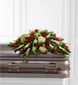 The FTD� Sincerity� Casket Spray