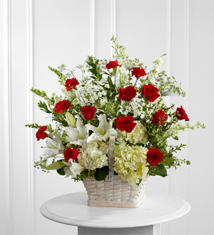 The FTD® In Loving Memory™ Arrangement - Cleveland Ohio