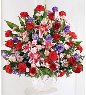 The FTD® Eternal Solace™ Arrangement