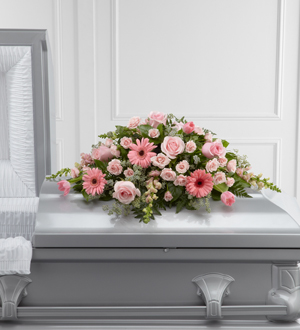 The FTD® Sweet Farewell™ Casket Spray
