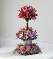 The FTD� Towering Beauty� Arrangement