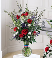 The FTD� Salute to a Patriot � Bouquet