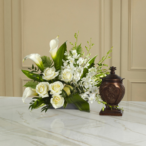 The FTD® At Peace™ Arrangement