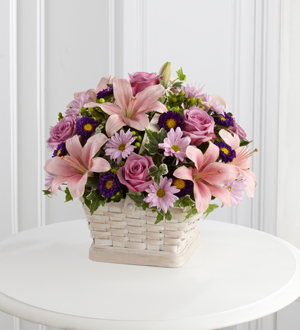 The FTD® Loving Sympathy™ Basket - Cleveland Ohio