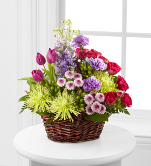 The FTD® Truly Loved™ Basket - Cleveland Ohio