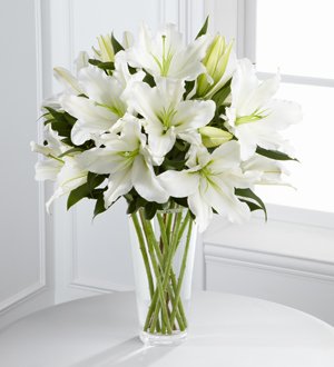 The FTD® Light In Your Honor™ Bouquet - Cleveland Ohio