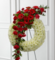 The FTD� Graceful Tribute� Wreath