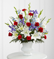 The FTD� Cherished Farewell� Arrangement
