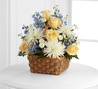 The FTD® Heavenly Scented™ Basket - Cleveland Ohio