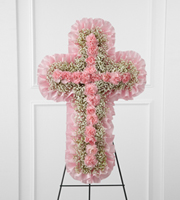 The FTD� Angel's Cross� Easel