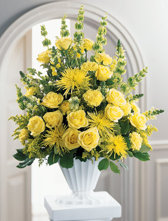 The FTD® Glowing Ray™ Arrangement