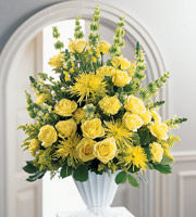 The FTD� Glowing Ray� Arrangement