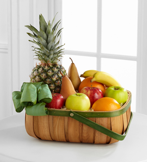 Le Panier de fruits FTD®  Geste Tendre™