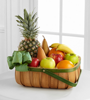 The FTD® Thoughtful Gesture™ Fruit Basket Ruth Messmer Florist, Fort Myers Florida Florist