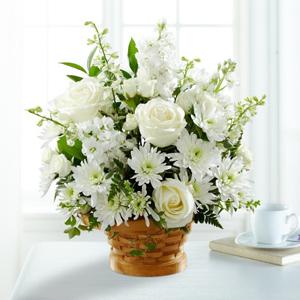The FTD® Heartfelt Condolences™ Arrangement