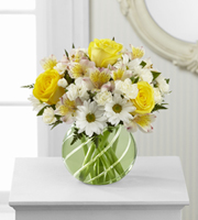 The FTD� Sunlit Blooms� Bouquet