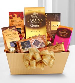 Godiva® Milk Chocolate Expressions