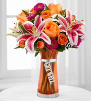 The FTD® Get Well Bouque by Lisa Dees florist raleigh nc