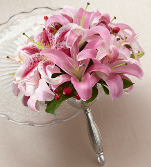The FTD® Sparkle Pink™ Bouquet
