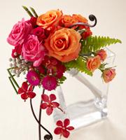 The FTD� Brilliant Blossoms� Bouquet