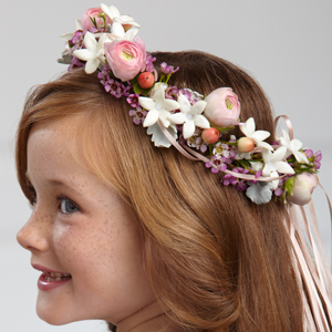 The FTD� Lila Rose� Headpiece
