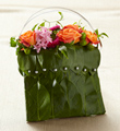 The FTD� Notions� Floral Purse