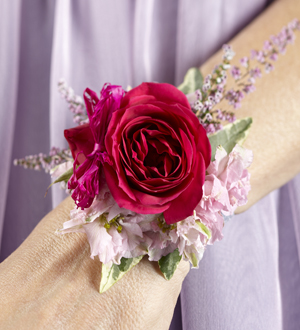 The FTD® Rose Charm™ Corsage